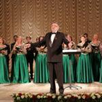 Хор «Мастера хорового пения» впервые дал концерт в Абхазии в честь Дня признания независимости республики
