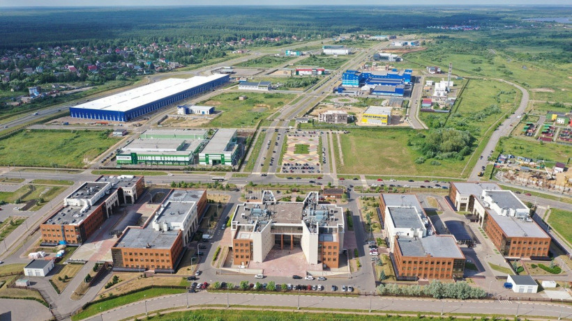 Инвестпроекты на 2,7 млрд рублей привлекла подмосковная ОЭЗ в первом полугодии