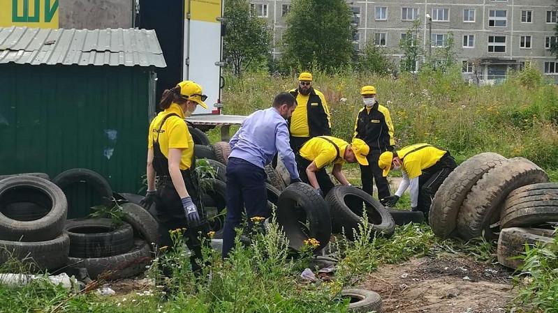 Экологическая программа «ЭкоПатруль Dunlop» началась в Дмитровском округе