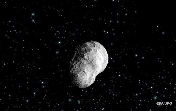 К Земле незаметно приблизился астероид