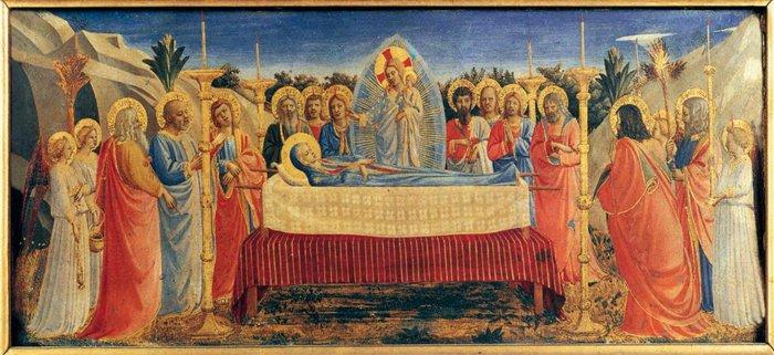 Успение Пресвятой Богородицы 27 августа