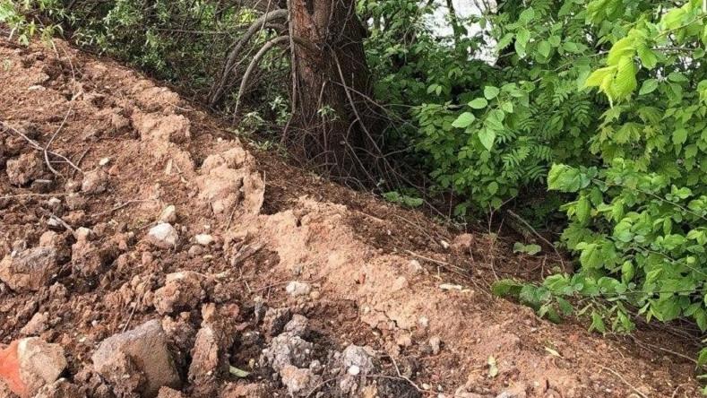 Компанию из Красногорска оштрафовали за незаконное размещение отходов в водоохранной зоне