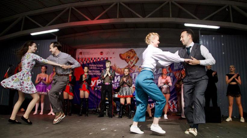 Мастер-классы по акробатическому рок-н-роллу будут проходить в Подмосковье каждые выходные