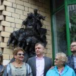 Мемориальную доску народному артисту СССР Валентину Филатову открыли в Москве
