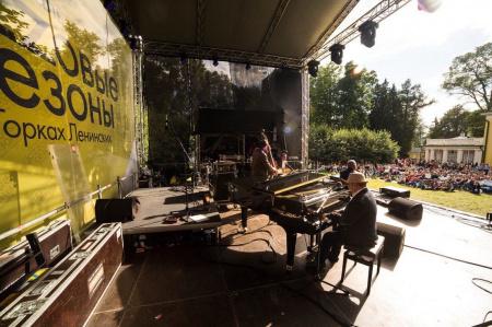 Международный фестиваль «Jazzовые сезоны» в Горках Ленинских
