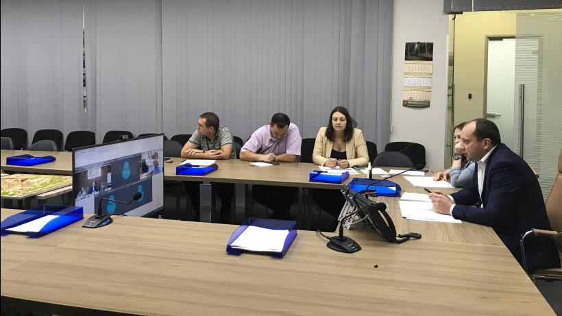Минстрой Подмосковья провел совещание по расселению аварийного жилья в 4 городских округах
