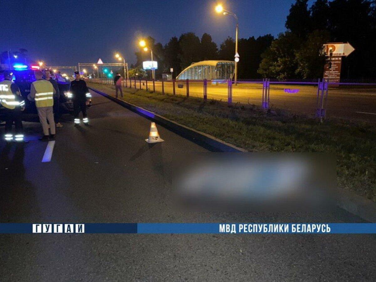 МВД Беларуси сообщило о гибели 19-летнего демонстранта
