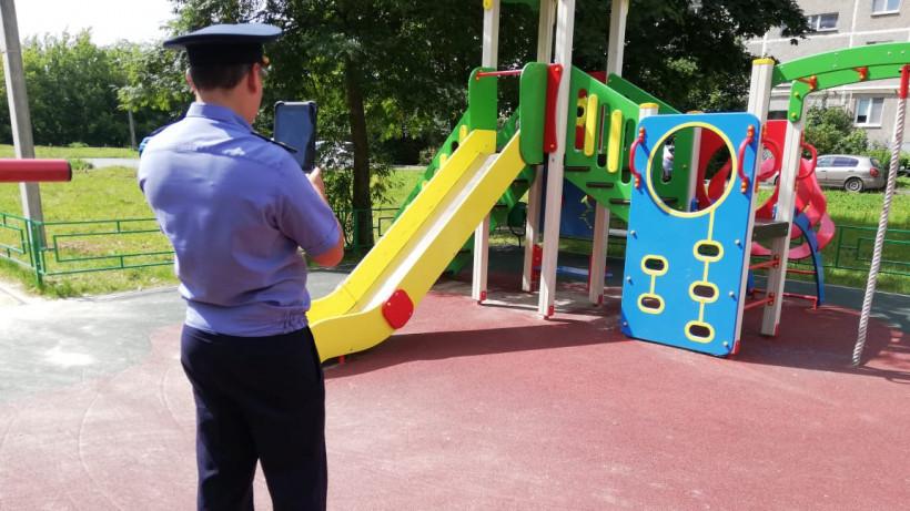 Нарушения в содержании 172 детских площадок устранили в Подмосковье