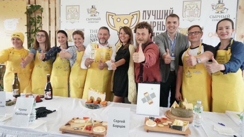 Наталья Виртуозова посетила завершающий день Всероссийского фестиваля «Сыр. Пир. Мир»