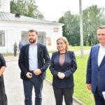 Ольга Любимова приняла участие в заседании попечительского совета Новгородского музея-заповедника