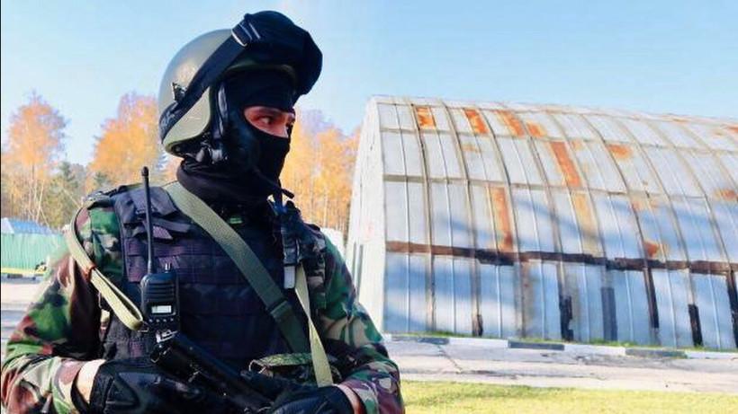 ОМОН «Русич» ГУ Росгвардии по Московской области 26 лет обеспечивает правопорядок в регионе