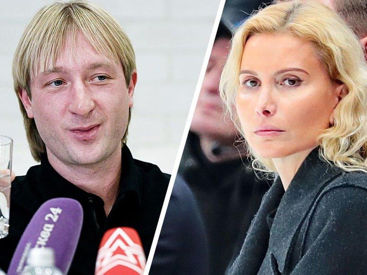 «Она уже била в набат»: Авербух раскрыл детали конфликта Тутберидзе и Плющенко
