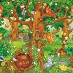 Онлайн мастер-класс «Дуб лесной - мой дом родной»