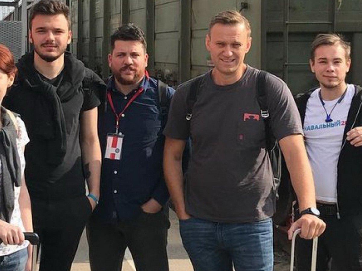 Отслежен весь маршрут Навального в Томске перед отравлением