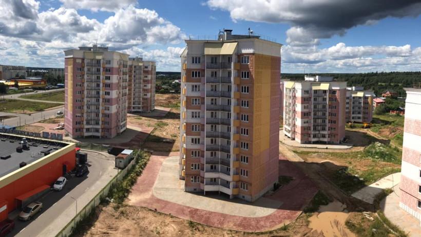 Почти 180 жителей аварийных домов Рузского округа переедут в новостройки в 2021 году