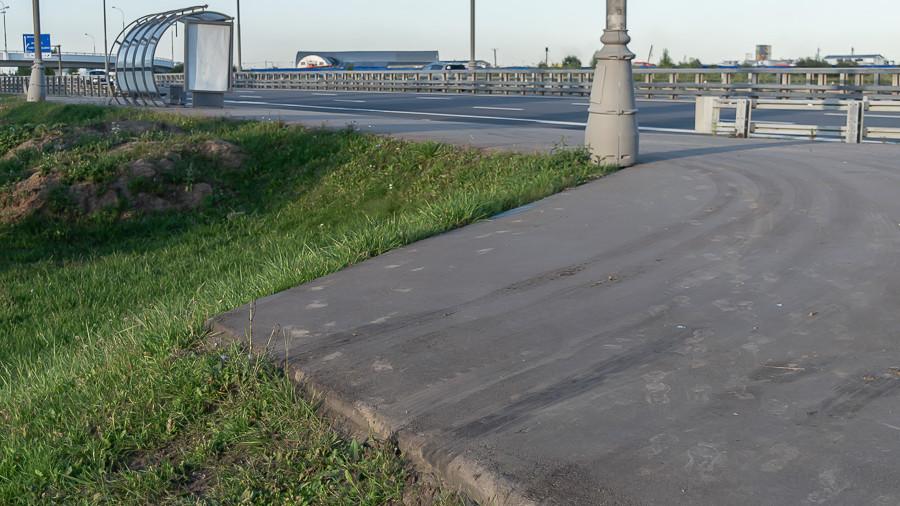 Почти 30 объектов вдоль вылетных магистралей Подмосковья привели в порядок за неделю