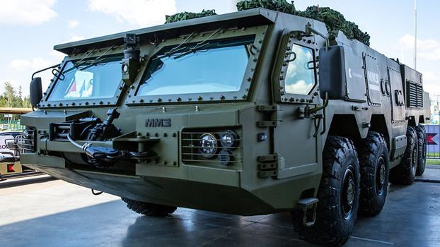 Подмосковное предприятие представило на форуме «Армия-2020» новую разработку