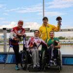Подмосковные параспортсмены завоевали медали на чемпионате России по гребле на байдарках и каноэ