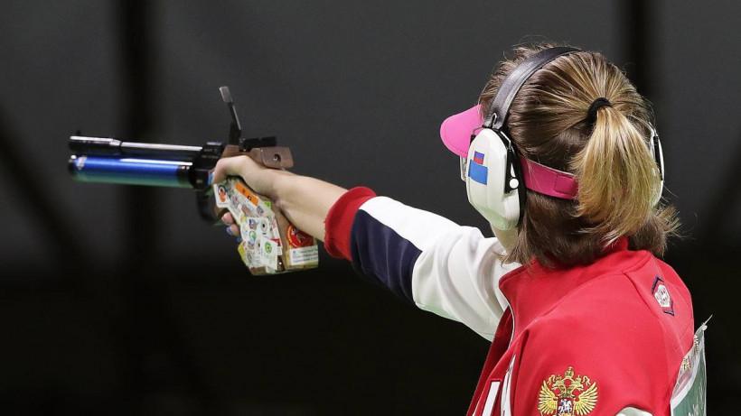 Подмосковные спортсмены стали призерами чемпионата России по пулевой стрельбе