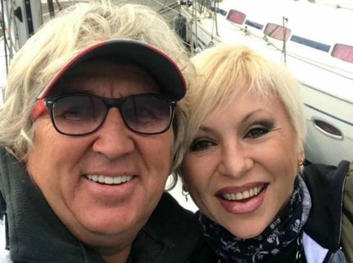 Подозреваемый в смерти певицы Легкоступовой муж упал в обморок, узнав о ее кончине