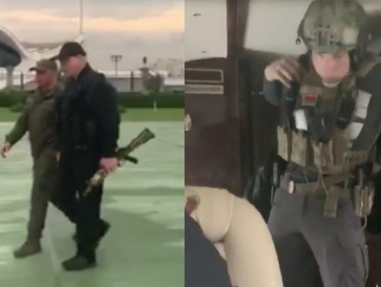 Полицию Белоруссии призвали проверить передачу оружия несовершеннолетнему сыну Лукашенко