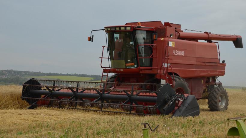 Половину сельхозземель с зерновыми и зернобобовыми культурами убрали в Подмосковье
