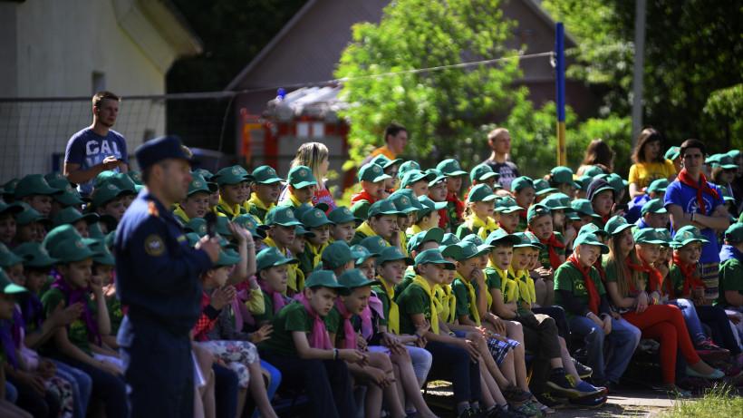 Порядка 10 тыс. детей отдохнут в лагерях Московской области во вторую смену