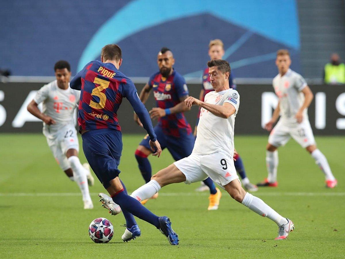 """После разгрома """"Барселоны"""" из клуба уходят главный тренер и Месси"""