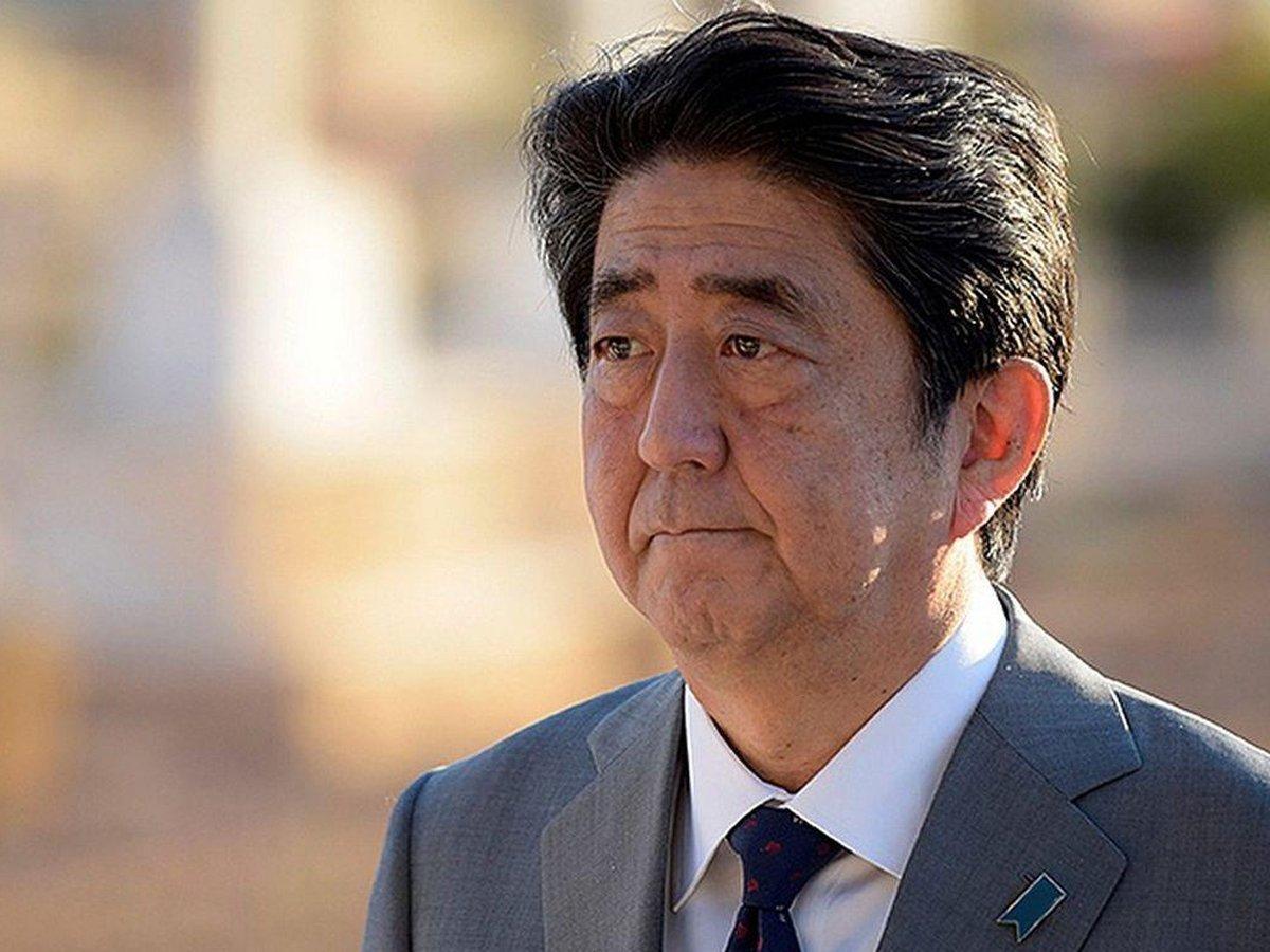 Абэ пожалел, что не заключил мирный договор с Россией