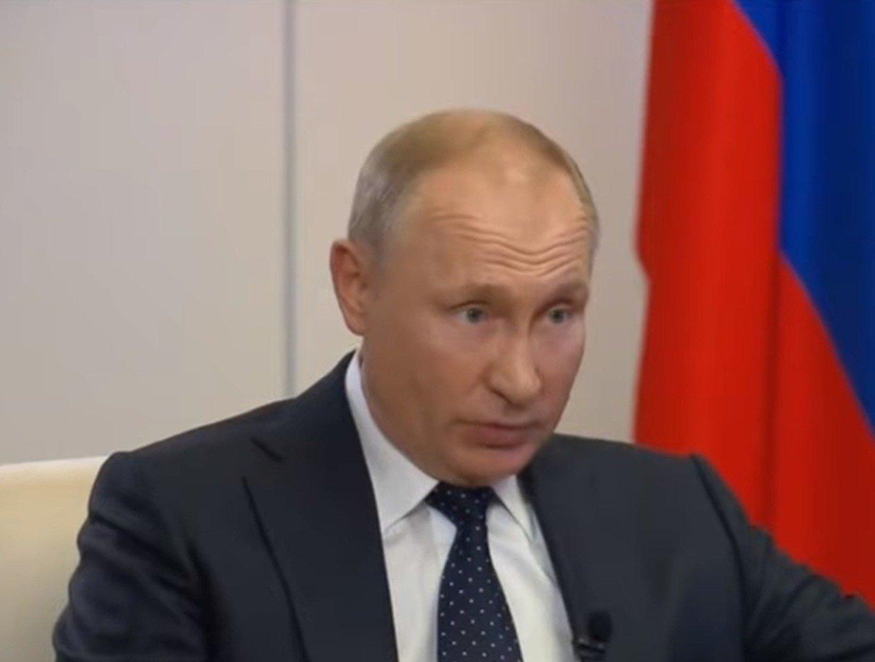Путин рассказал о здоровье дочери, которая привилась от COVID-19