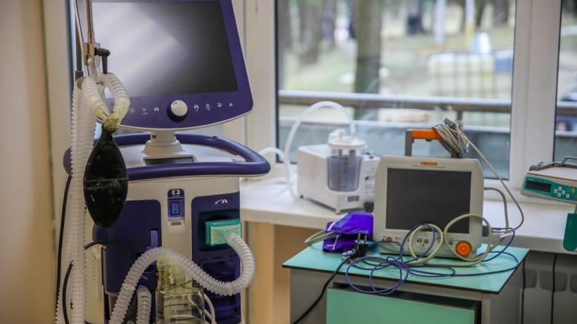 Реутовские врачи спасли пациентку с 95% поражением легких