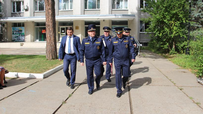 Руководство Госадмтехнадзора Подмосковья проинспектировало содержание территорий в Протвине