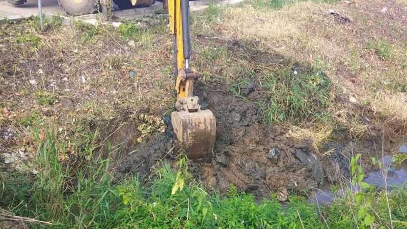 Сброс сточных вод в водоотводную канаву прекратили в Солнечногорске