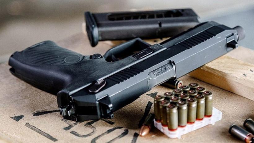 Серийное производство новых пистолетов запустили в Подмосковье