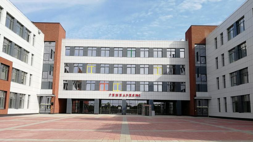 Школа на 825 мест готовится к открытию в Волоколамске