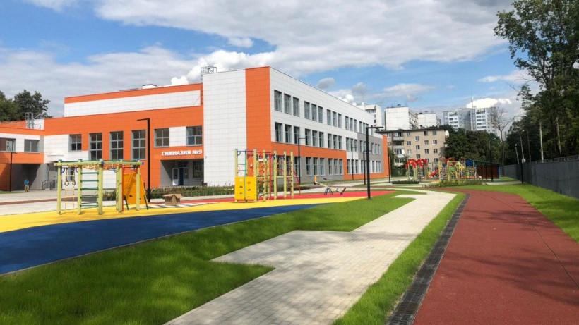 Школьный корпус на 400 мест в Королеве готовится к открытию