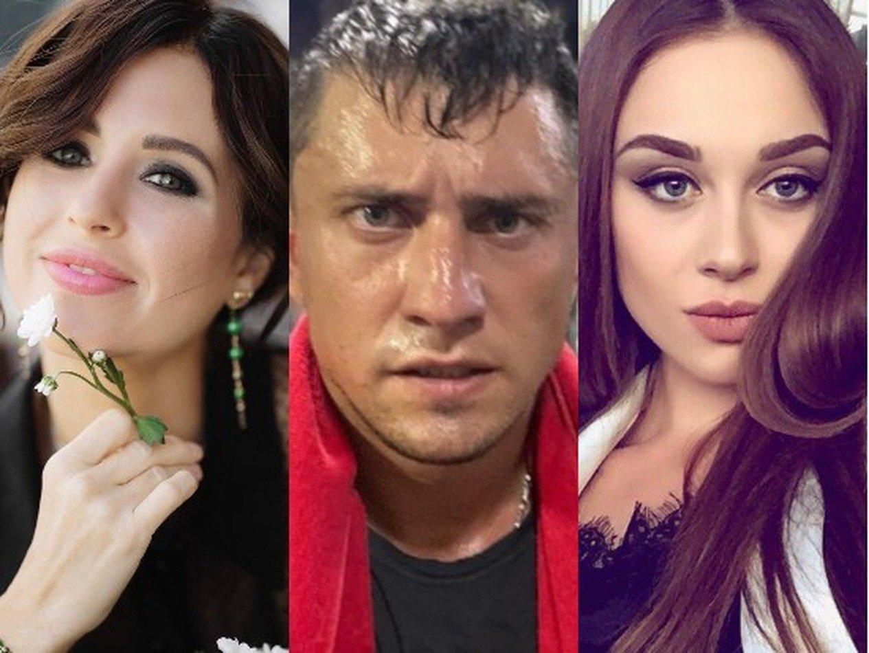 СМИ: Павел Прилучный изменял жене сразу с двумя актрисами