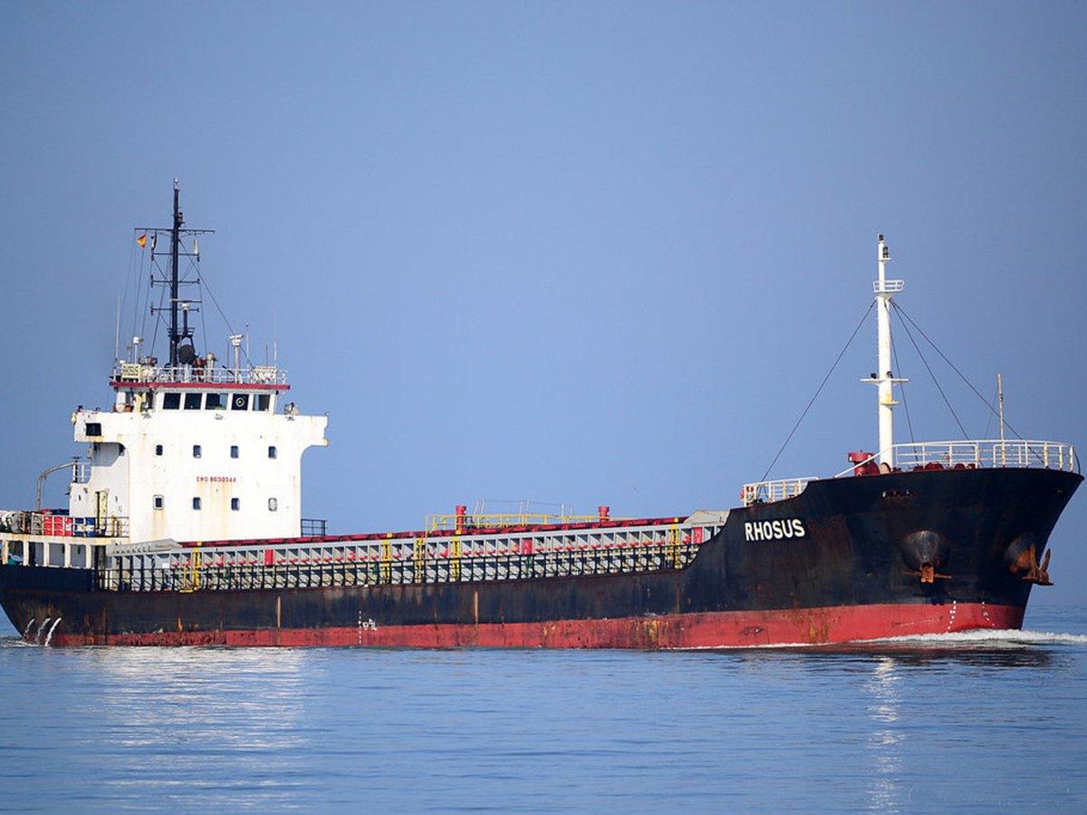 СМИ: перевозившее взорвавшееся в Бейруте аммиачную селитру судно Rhosus затонуло в ливанском порту