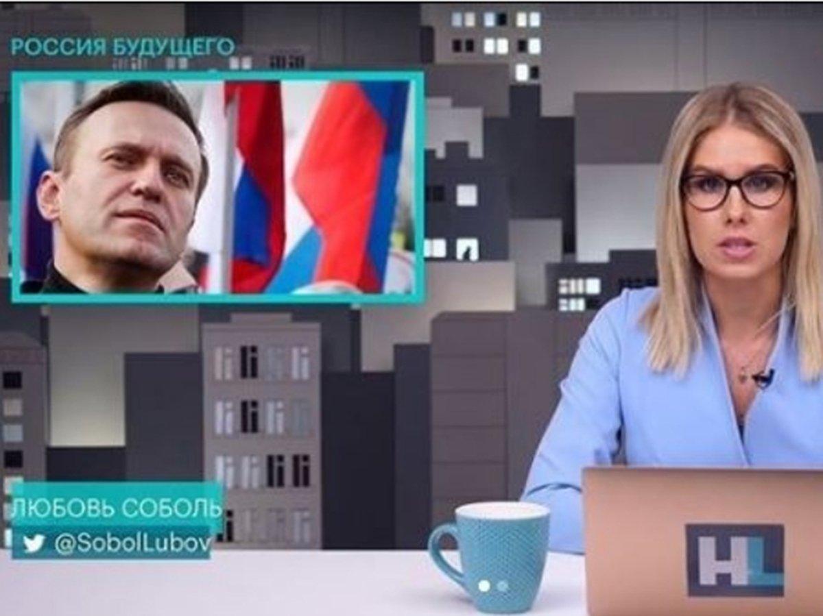Со счетов Любови Соболь принудительно списали 34 млн рублей в пользу Пригожина и мэрии Москвы