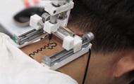 Создан печатающий на коже татуировки-датчики 3D-принтер