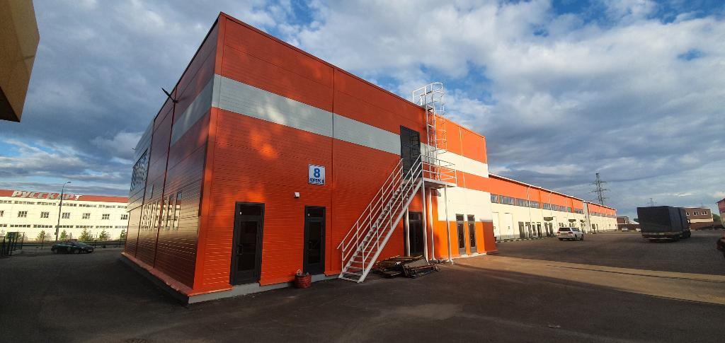 Специалисты «СтройЭксперта» проверили торгово-выставочный корпус в Мытищах