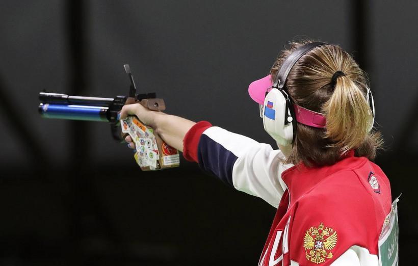 Стрелки из Подмосковья стали призерами чемпионата России