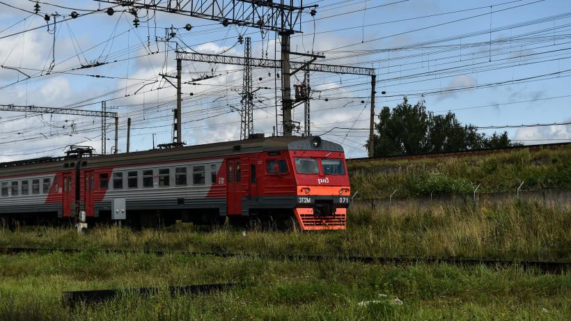 Трех нарушителей перехода ж/д путей оштрафовали на станции Бронницы в Раменском округе