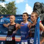 Участники из 80 городов России проверили свои силы на триатлоне «Николов Перевоз – 2020»