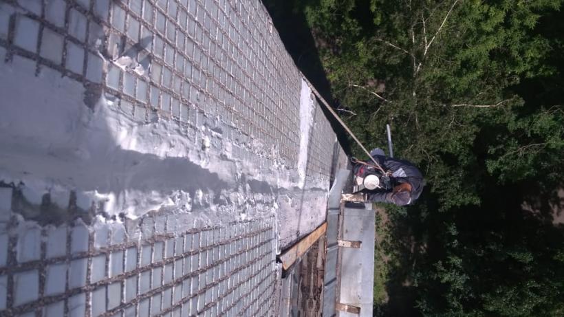 Управляющая компания восстановила герметичность межпанельных швов жилого дома в Балашихе