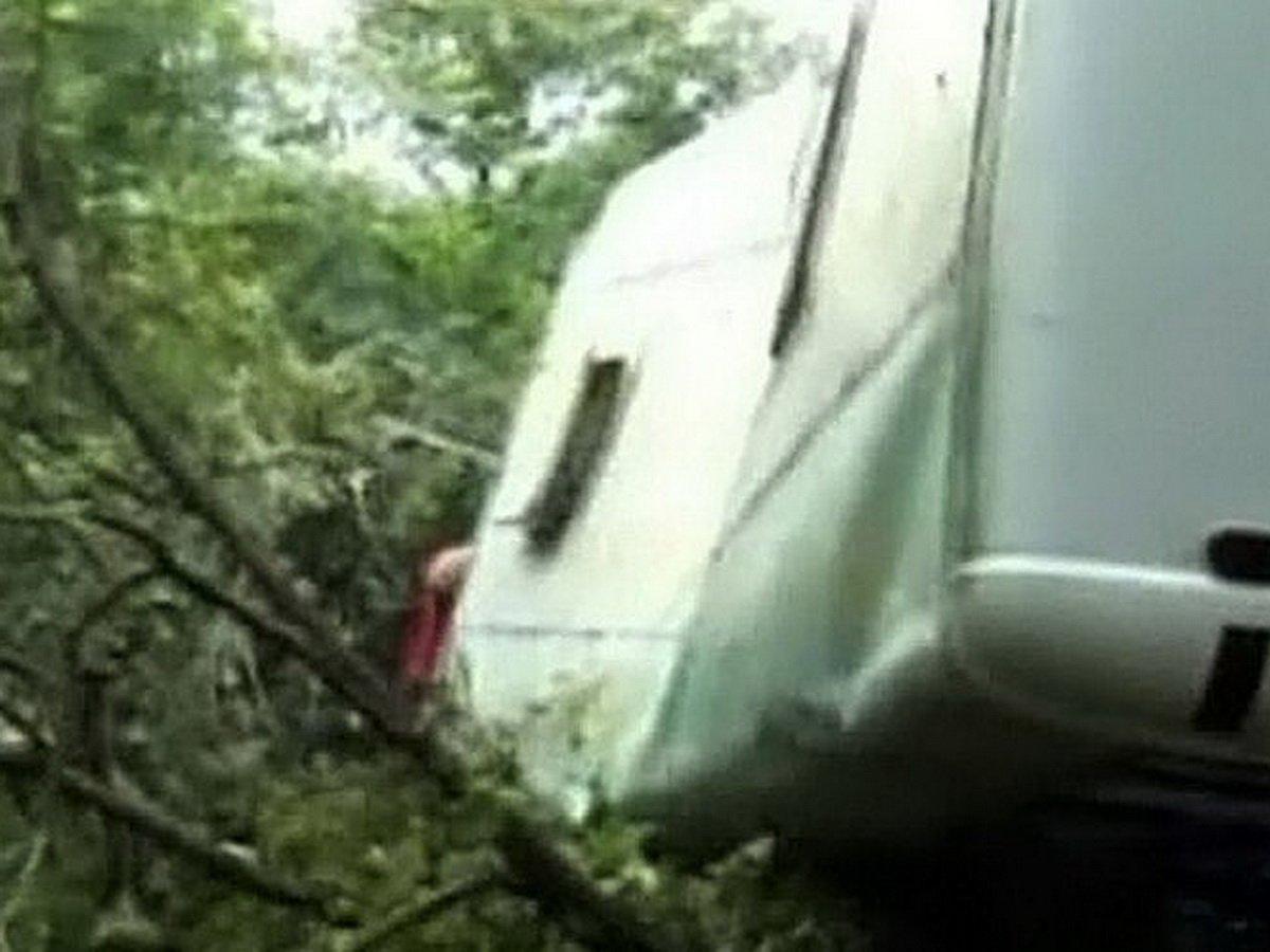 В ДТП в Грузии погибли 17 человек