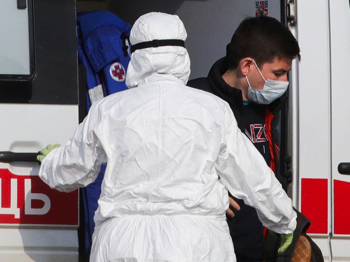 В России выявили 5159 новых случаев заражения коронавирусом за сутки