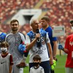 В спорткомплексе «Лужники» отпраздновали День физкультурника и Всероссийский олимпийский день