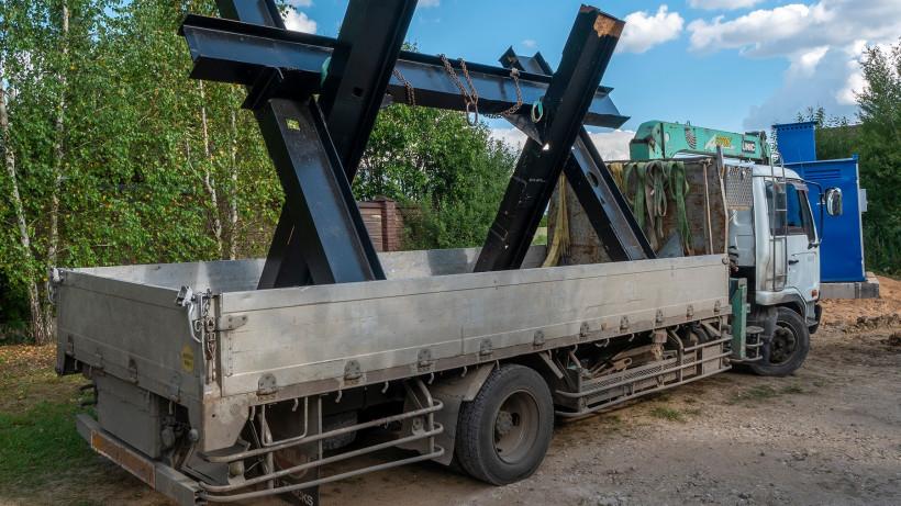 Въезд на территорию памятника природы заблокировали в Дмитровском округе