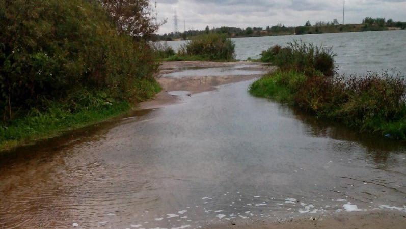 Видновскую компанию оштрафовали за загрязнение реки в Ленинском округе